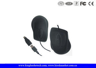 Washable Optical Silicone Waterproof Mouse With IP68 Compliance And Optical Sensor