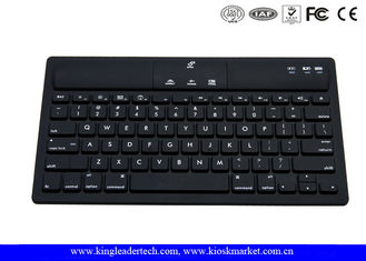 Medical Grade Compact Waterproof Keyboard , Industrial Membrane Keyboard